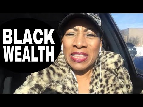 3 Reasons Most Black People Don't Become Wealthy | Valerie Love