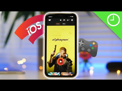Hands-on with Stadia for iOS!