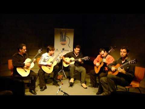 Quarteto Tau e Fernando Caselato no Violão no MASP 2012