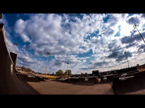 As time goes by \\ Osijek skatepark [4K]