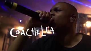 Coachella Classics Vince Staples Blue Suede April 16 2016