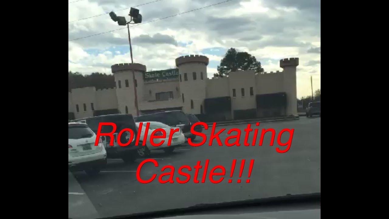 Roller skating rink huntsville al - Roller Skating Castle Birthday Party