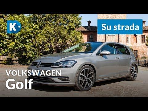 Volkswagen Golf 2018 | 2 di 4: test drive | Ecco come si guida