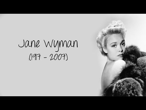 Jane Wyman: Dream 1917  2007