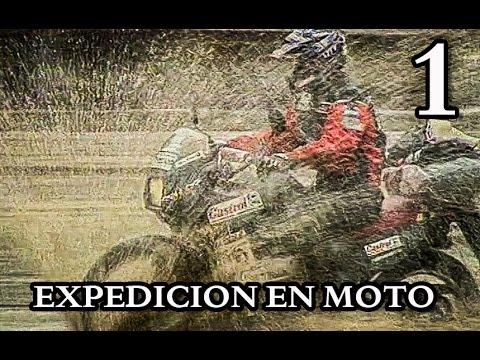 Viaje en moto por sudamerica - capitulo 1 de 7