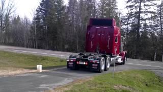 2011 388 Peterbilt roll up!
