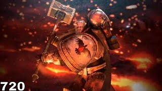 Warhammer 40000 Dawn of War 2 Retribution (Game Movie) (720)