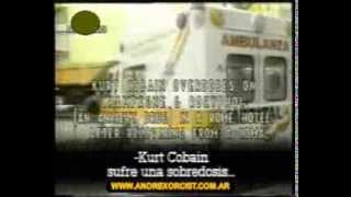 Justicia por KURT COBAIN: Accidente en Roma -Italia- (Año 1994)