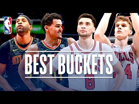 The Best Buckets From The Third HIGHEST Scoring Game EVER | March 1, 2019