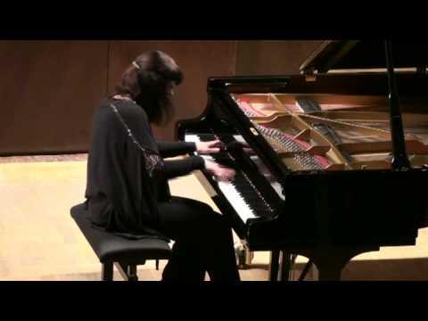 Natalia Trull plays Chopin Etude op.25 n.11