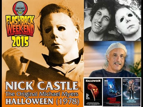Nick Castle on Being Michael Myers