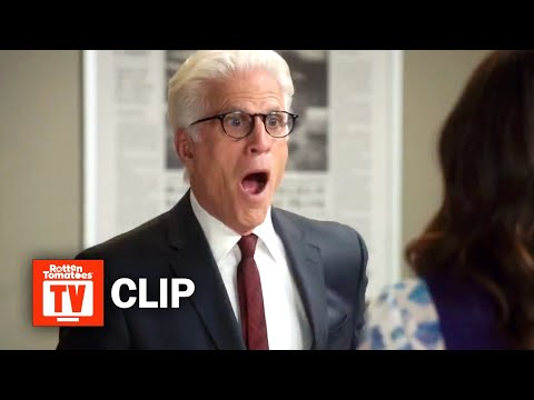 The Good Place S03E03 Clip | 'Janet and Michael Watch the Humans' | Rotten Tomatoes TV