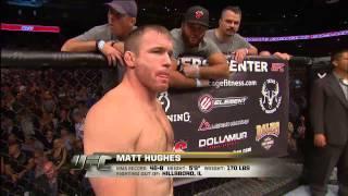 UFC 135: Josh Koscheck vs Matt Hughes