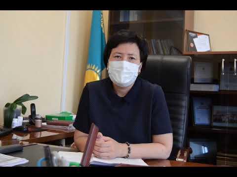 «Город закрыт, и не нужно искать окольные пути»: Главсанврач записала видеообращение к акмолинцам