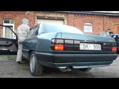 Audi 100 C3 2.2 Exhaust