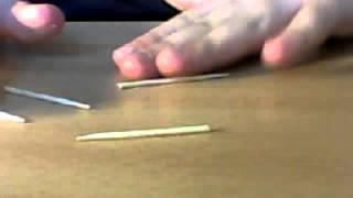 видео урок как сделать карандаши для кукол!