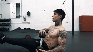 BEST FAT BURNING ABS WORKOUT | THENX