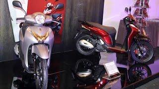 Honda SH mode màu mới vừa ra mắt tại Việt Nam