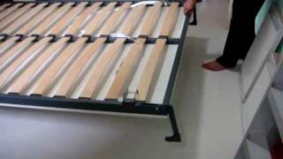 Hiddenwallbed Concept&design,hiddenbed,wall Bed,(queensize)modular Set-wardrobe+table+shelves