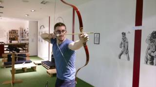 Bow Review: Ming Emperor III by AliBow at Malta Archery