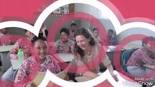 Wartasas : Mahasiswa Asing kunjungi SD Muhammadiyah 4 Surabaya