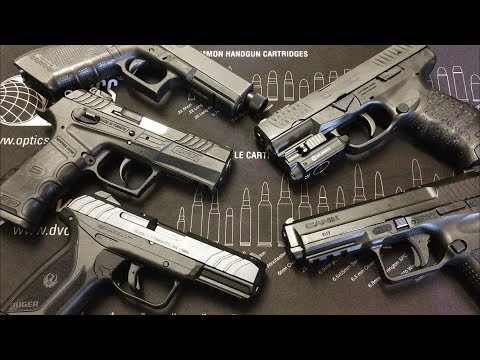 Top 5 Home Defense Handguns Under $400