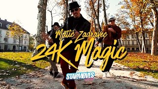 24K Magic (dance video) | Bruno Mars | Matic Zadravec choreography