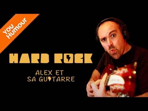 ALEX ET SA GUITARE: Hard rock