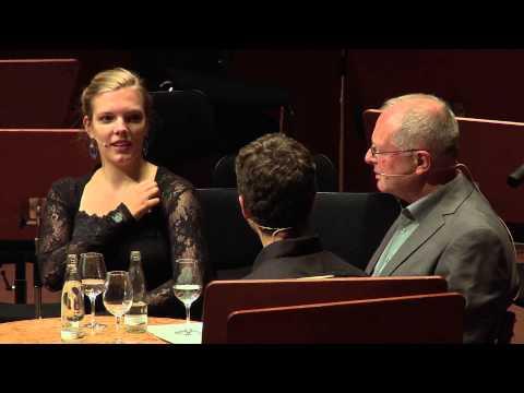 Einführungsgespräch Junge Deutsche Philharmonie 20.09.2013