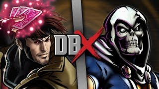 Gambit VS Taskmaster (X-Men VS Marvel) | DBX thumbnail