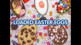 Loaded Easter Eggs | B&M Stores
