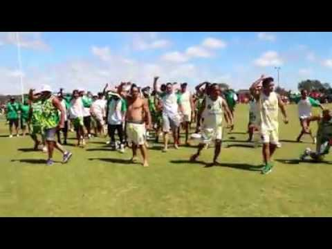 Cook islands Oceania tag haka