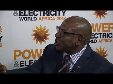 Power & Electricity World Africa 2018 interview with Sam Nwaire