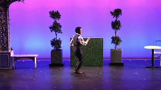 "Frank Ruiz - ""I Met A Girl"" (AMDA Showcase)"