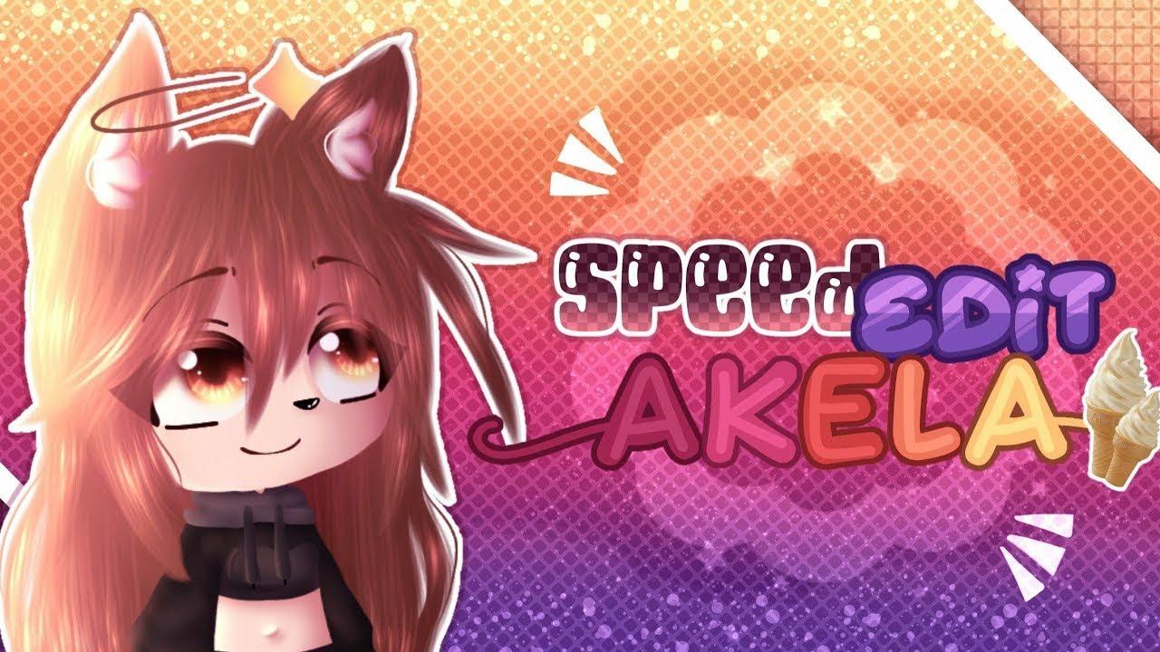 ☕-)SpeedEdit: Akela  Gachaclub  IbisPaint x  •Ak25•
