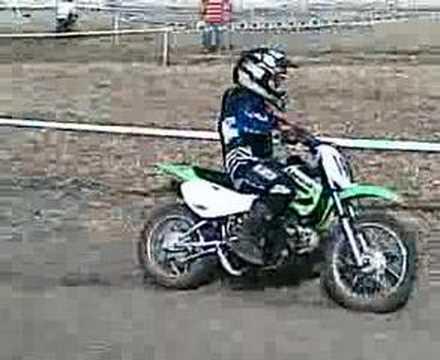 motocross 8 anni