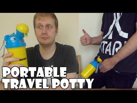 Portable Travel Potty