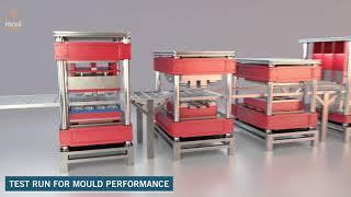Moulding Machine Animation