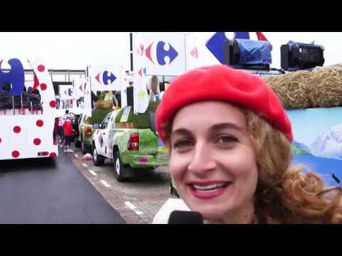 Le Tour de France d'Iris -  Étape 1 : Düsseldorf