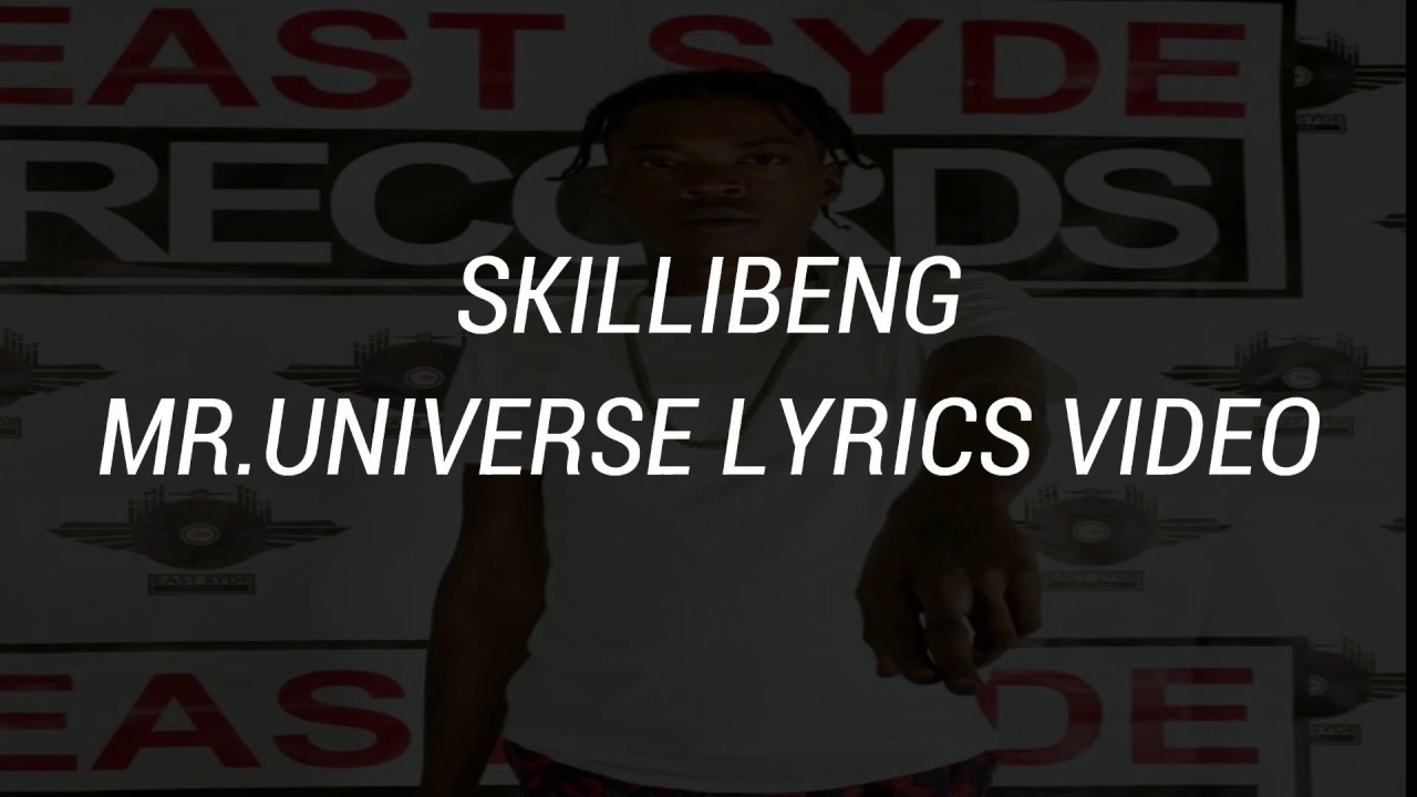 Download Skillibeng - Mr Universe Lyrics