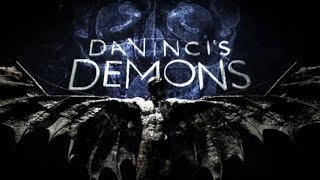 Демоны Да Винчи 3 сезон - трейлер (2015)