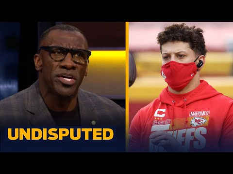Shannon vehemently disagrees w/ Romo over Mahomes' legacy if he loses to Brady | NFL | UNDISPUTED