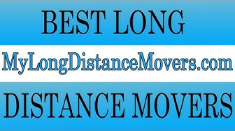 Best Long Distance Movers 2020 - Moving Companies in USA