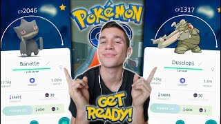 GET READY FOR THESE GEN 3 POKÉMON IN POKÉMON GO! GENERATION 3 HALLOWEEN UPDATE PREP!