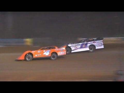 ULMS Super Late Model Heat Two   Tyler County Speedway   4-16-16