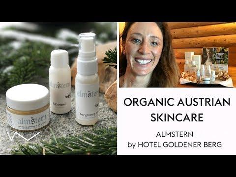 Organic Austrian Skincare - Almstern by Hotel Goldener Berg