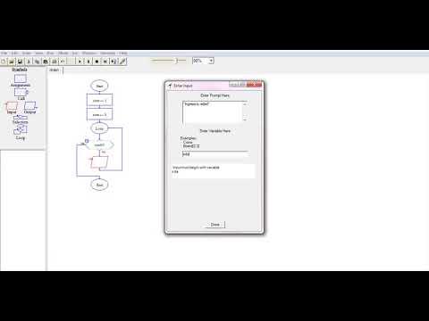 Algoritmo, Diagrama de Flujo y Ciclo from YouTube · Duration:  3 minutes 9 seconds