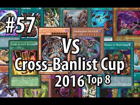 Yu-Gi-Oh! - Cross-Banlist Cup 2016 - #57 - Kin-Tele-Undead (2008) vs. Chaos Yata (2004)