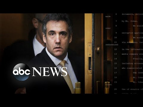 Cohen now cooperating with Mueller