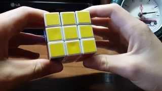 Как собрать кубик Рубика 3х3(3 часть - третий слой).